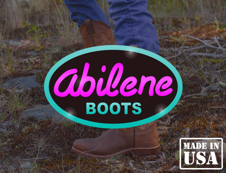 <p>Abilene Boots</p>