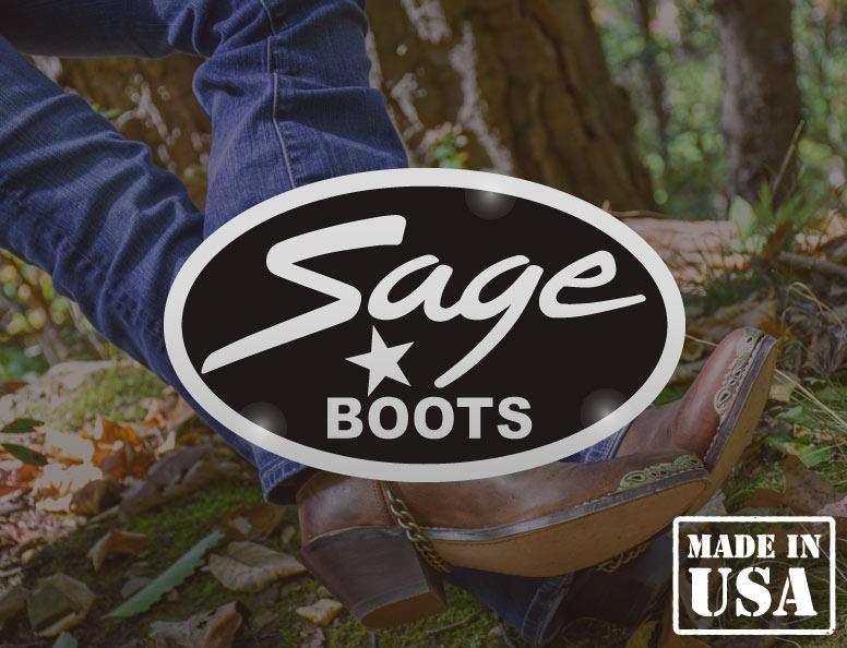 <p>Sage Boots</p>